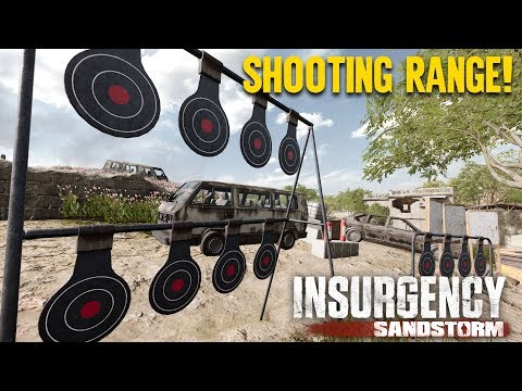 Introducing the Insurgency: Sandstorm Firing Range