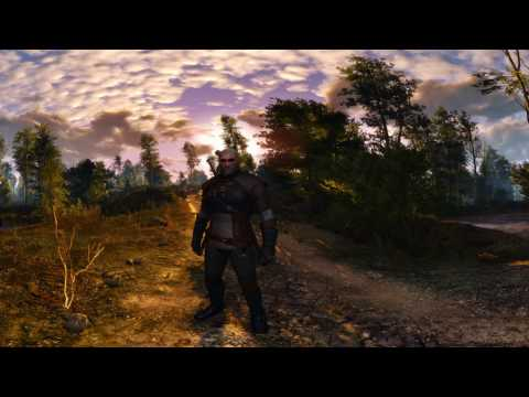 The Witcher 3 - Ansel 360°