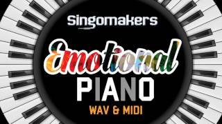 Piano Music Samples - Singomakers Emotional Piano Themes
