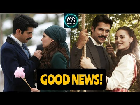 GOOD NEWS! FOR FAHRIYE EVCEN FANS... || IS THERE A NEW PROJECT? || WITH SUBTITLES @MS Creations