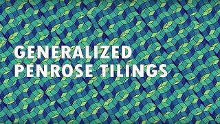 Generalized Penrose Tilings thumbnail