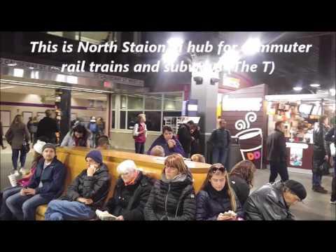 Riding the MBTA Commuter Rail: Demonstration