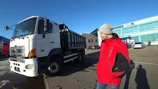 HINO 700 самосвал 6х4 в продаже - купить Грузовой автомобиль Хино - Инфорком - Разборка грузовиков
