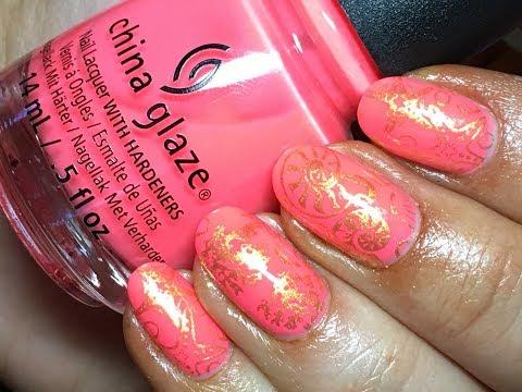 Coral Beach Nails