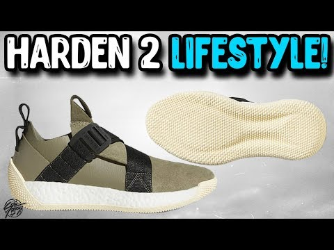 52f5b630737 Adidas Harden Vol 2 LS (Lifestyle) Buckle Official Images Leaked ...