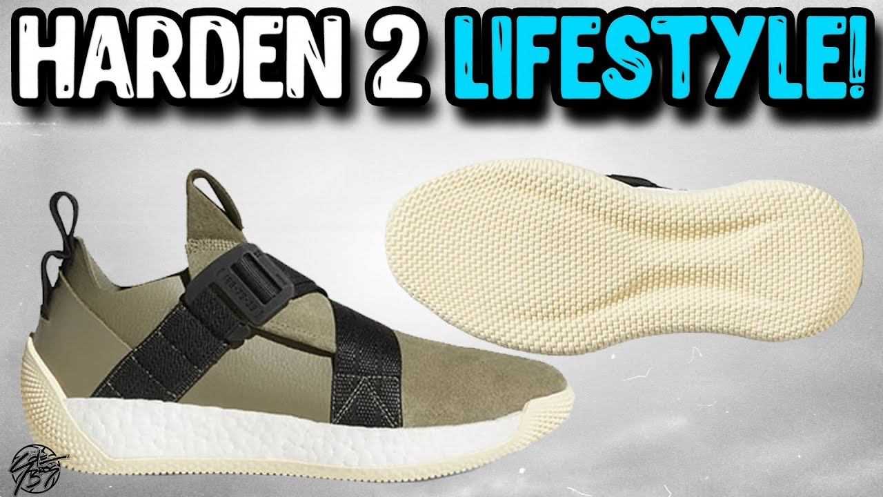 55a074023df Adidas Harden Vol 2 LS (Lifestyle) Buckle Official Images Leaked ...