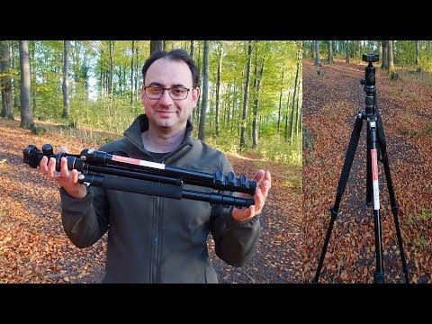 Review of Beschoi Tripod: Landscape & Travel Photography