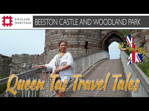 DISCOVER BEESTON CASTLE AND WOODLAND PARK 2019 / Queen Tas Travel Tales