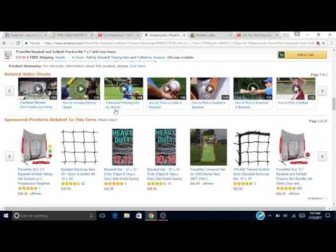 Can You Still Drop-ship From Amazon To Ebay How To Find products that sell