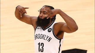 Nets Comeback Down 24 vs Suns Harden 38 Pts! 2020-21 NBA Season