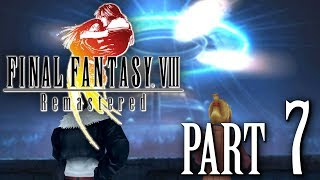 Let's Play Final Fantasy VIII Remastered #7 - Talk To A Wall