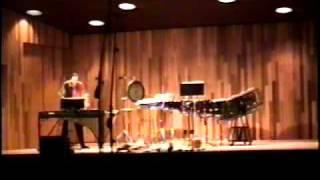 Part 2 Fool's Gold Geoff Dunbar Solo Vibraphone Alexandria Pierce