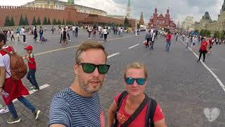 10.000 km mit der Transsibirischen Eisenbahn durch Russland ● Weltreise ● Vlog #19