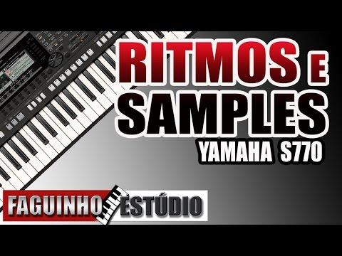 Yamaha S770 -
