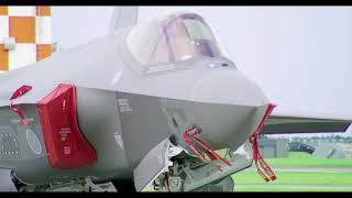 2018三沢基地航空祭 - JSDF F-35A地上展示