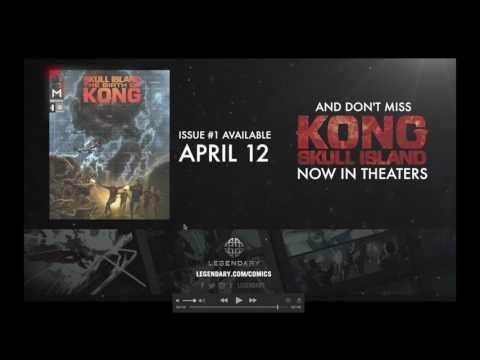 """Skull Island: Birth of Kong"" Comic Trailer Breakdown!"