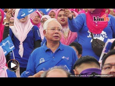 Najib: Ikut semangat Liverpool 'You'll Never Walk Alone'