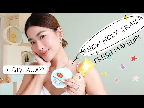 FRESH AND EASY, WORK FROM HOME MAKEUP + BEAUTY GIVEAWAY! | Janeena Chan from YouTube · Duration:  10 minutes 36 seconds