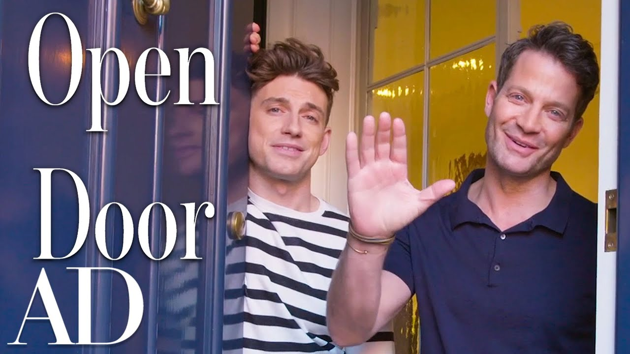 Download Inside Nate Berkus and Jeremiah Brent's NYC Townhouse | Open Door | Architectural Digest