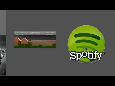 Equalify - Equalizer für Spotify | Software Tipp | deutsch, nur Windows