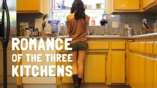 Romance Of The Three Kitchens [episode 13: Privacy Settings] [sichuan Cucumber Salad]