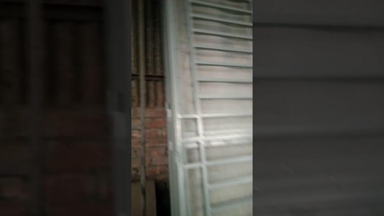 Grilled door with mosquito Net. & Grilled door with mosquito Net. - YouTube Pezcame.Com