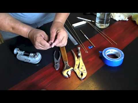 How To Make Inexpensive Dowsing Rods