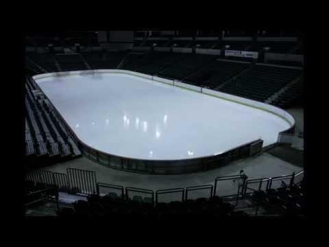 Sun National Bank Center Making an Ice Rink