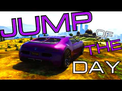 GTA 5 - Jump of the day - Episode 65