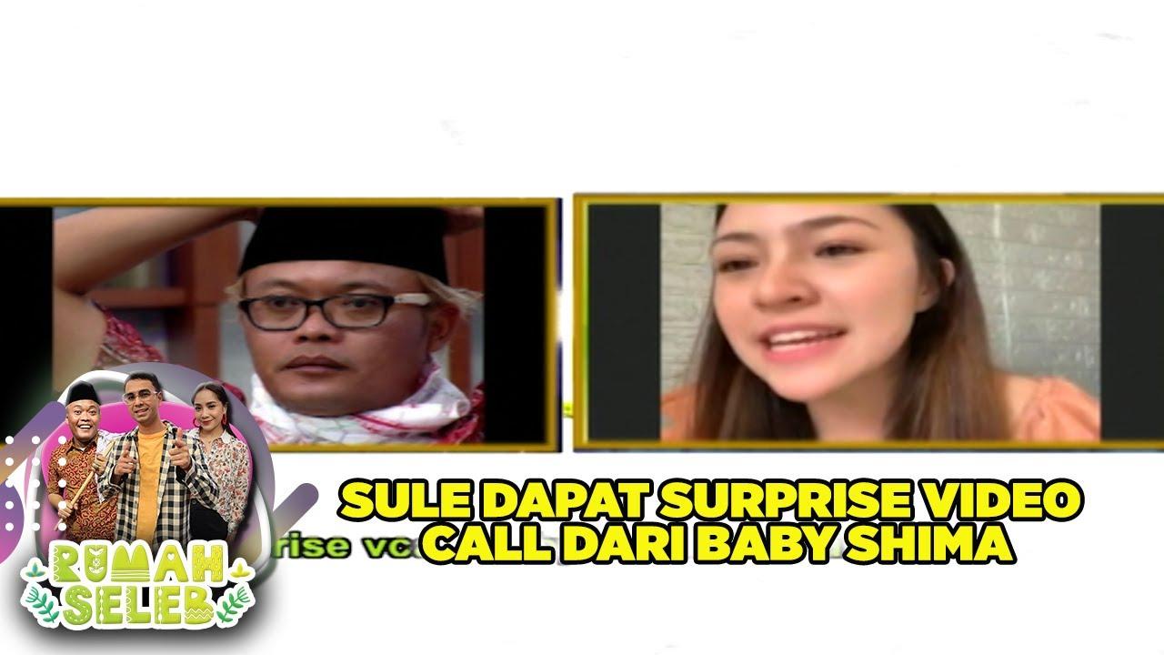 Tersipu Malu, Sule Dapat Surprize Video Call Dari Baby Shima - Rumah Seleb (2/7) PART 4