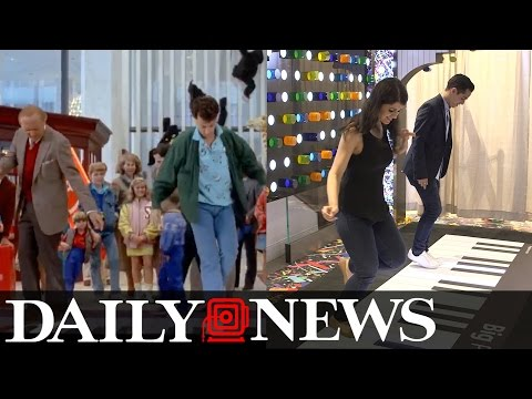 'Big' Piano finds new home at Macy's Herald Square