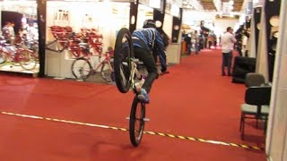 Portal Wheeling e Giosbr - BRASIL CYCLE FAIR 2014 (Wheeling Bike)