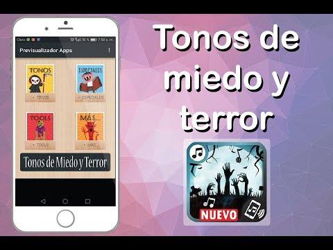 Tonos De Miedo Y Terror Sonidos De Miedo Y Terror Apps En