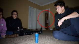 EXPLORING A HAUNTED HOUSE **gone wrong**