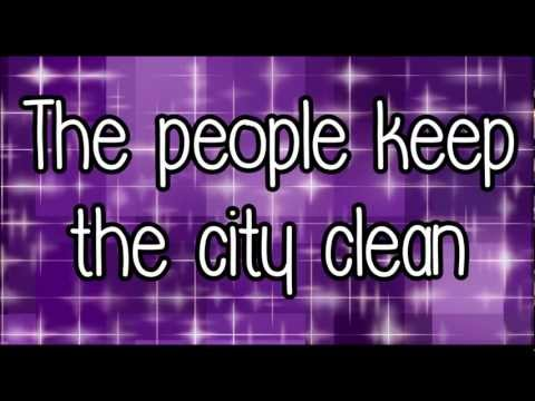 Glee - Nutbush City Limits (Lyrics) HD