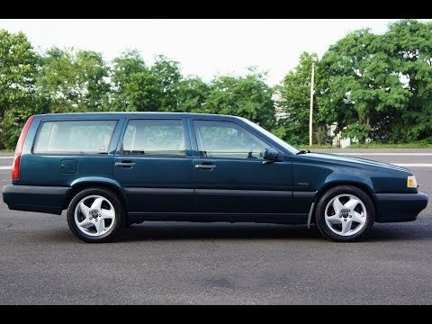 1994 volvo 850 turbo wagon youtube. Black Bedroom Furniture Sets. Home Design Ideas