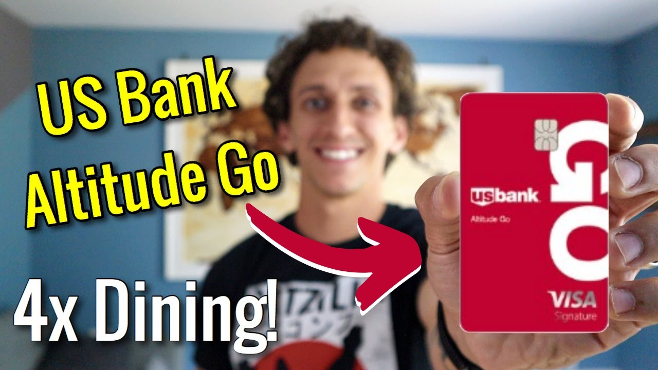 A secured credit card is just like a regular credit card, but it requires a cash security deposit, which acts as collateral for the credit limit. New Us Bank Altitude Go Credit Card Best Dining Credit Card Youtube