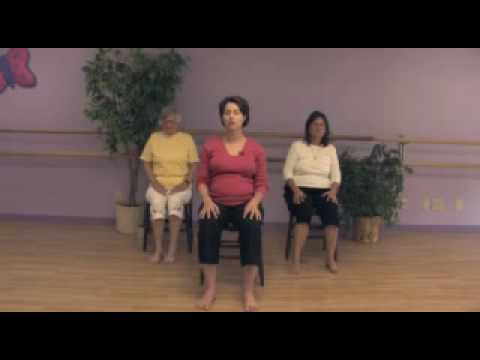 Youtube Chair Yoga Disposable Covers For Folding Chairs Nicole Class1