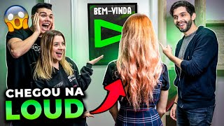 CHEGOU A NOVA MORADORA DA MANSÃO LOUD!!
