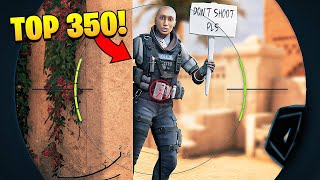 TOP 350 FUNNIEST FAILS IN RAINBOW SIX SIEGE
