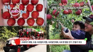 경남 진주 제6회 수동 사과축제