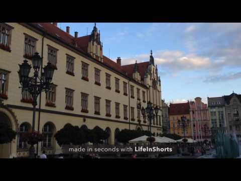 Qué ver en Wroclaw en dos días (Polonia)