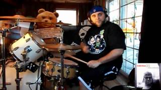 Matchbox Twenty - 3AM -Drum Cover