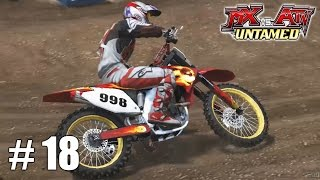 MX vs. ATV Untamed - Xbox 360 / Ps3 Gameplay Playthrough X- Cross Tournament PART 18
