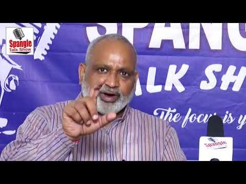"""""""Kya hoga Sri Ganganagar ke liye vision?"""": Ashok Chandak at Spangle Talk Show"""