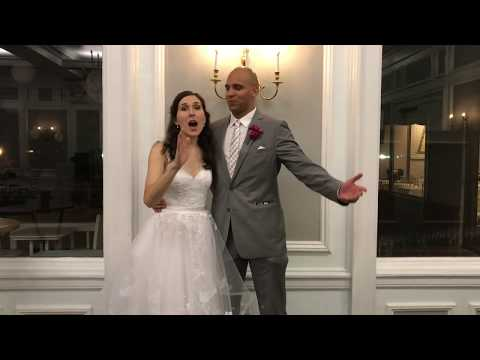 Music Man Entertainment Wedding Testimonials | Annie & Jason | 07/22/18 | Fort William Henry