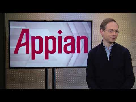 Appian CEO: Delivering 'Mission-Critical' Software | Mad Money | CNBC