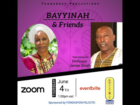 Professor Bayyinah Bello & Friends...What Does Freedom Mean To You? 2020