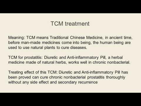 prostatitis treatment forum