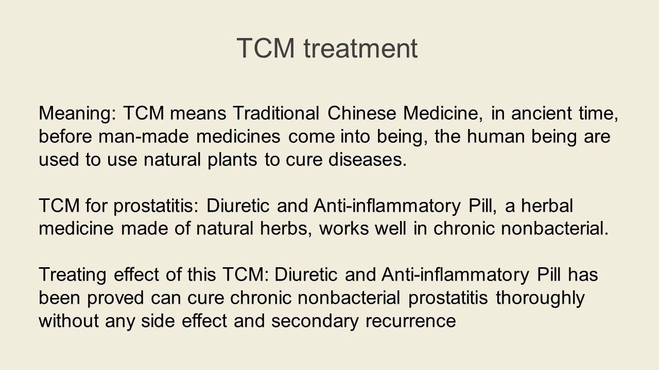 chronic nonbacterial prostatitis forum)